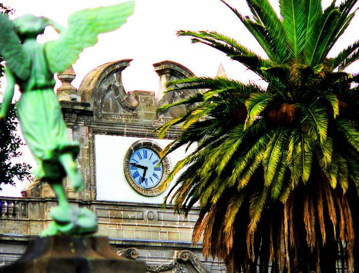 los Portales Puebla, mexico