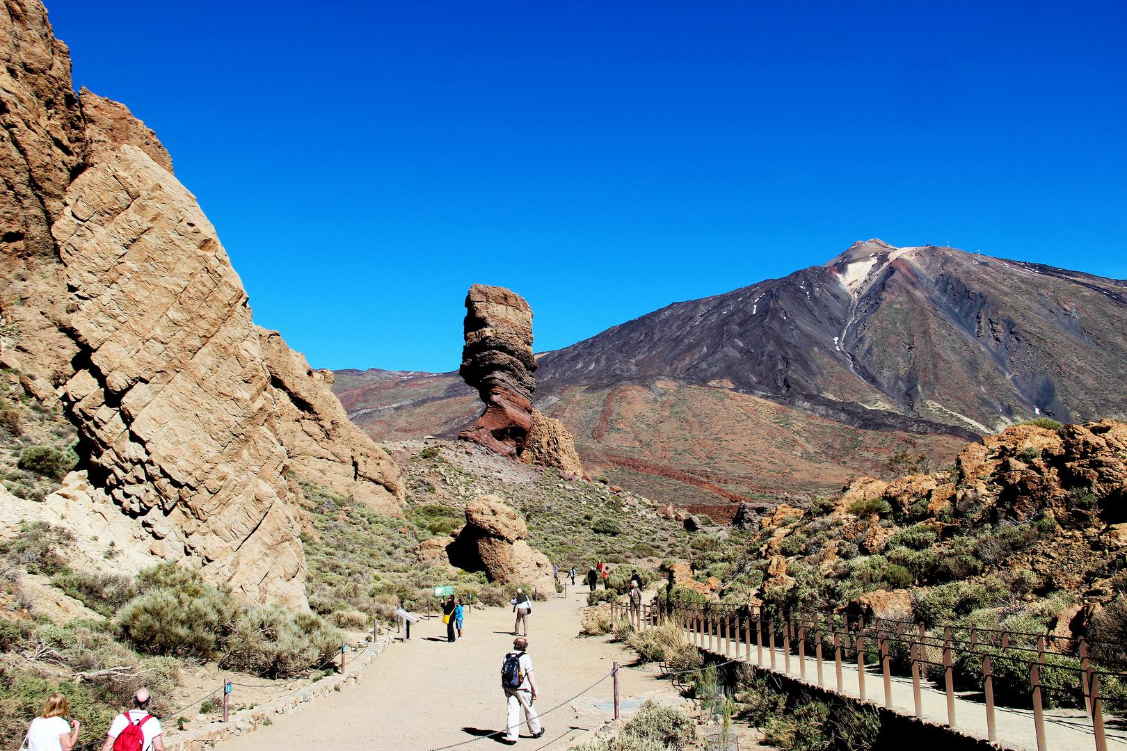 Los Roques und Teide