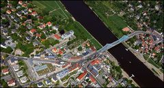 Loschwitzer Brücke- BLAUES WUNDER