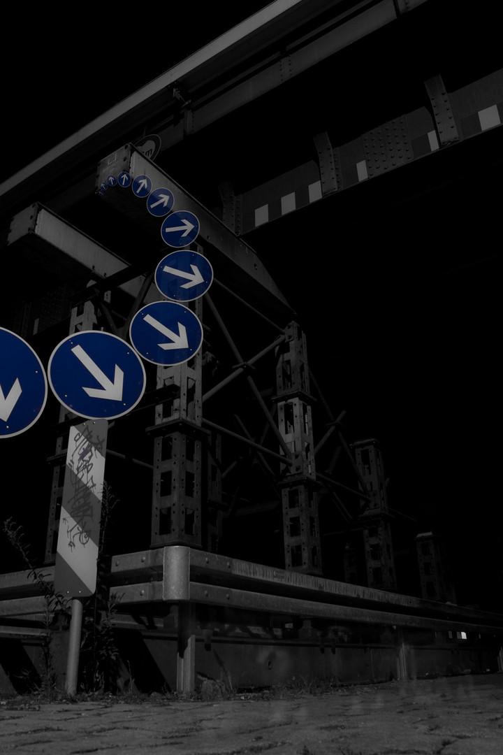 Lost in Dresden