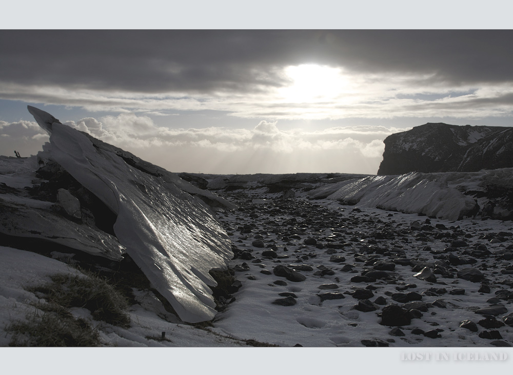 Lost in Iceland / FOUR