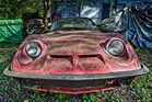 Lost Opel GT Baujahr 1972