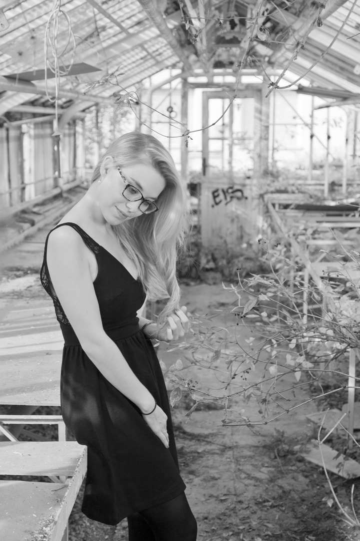 Lost Place .