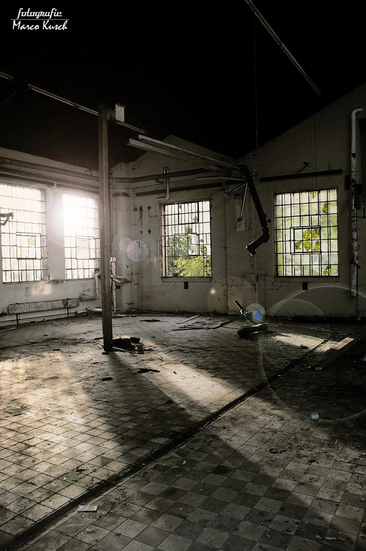Lost Place Alte Fabrik