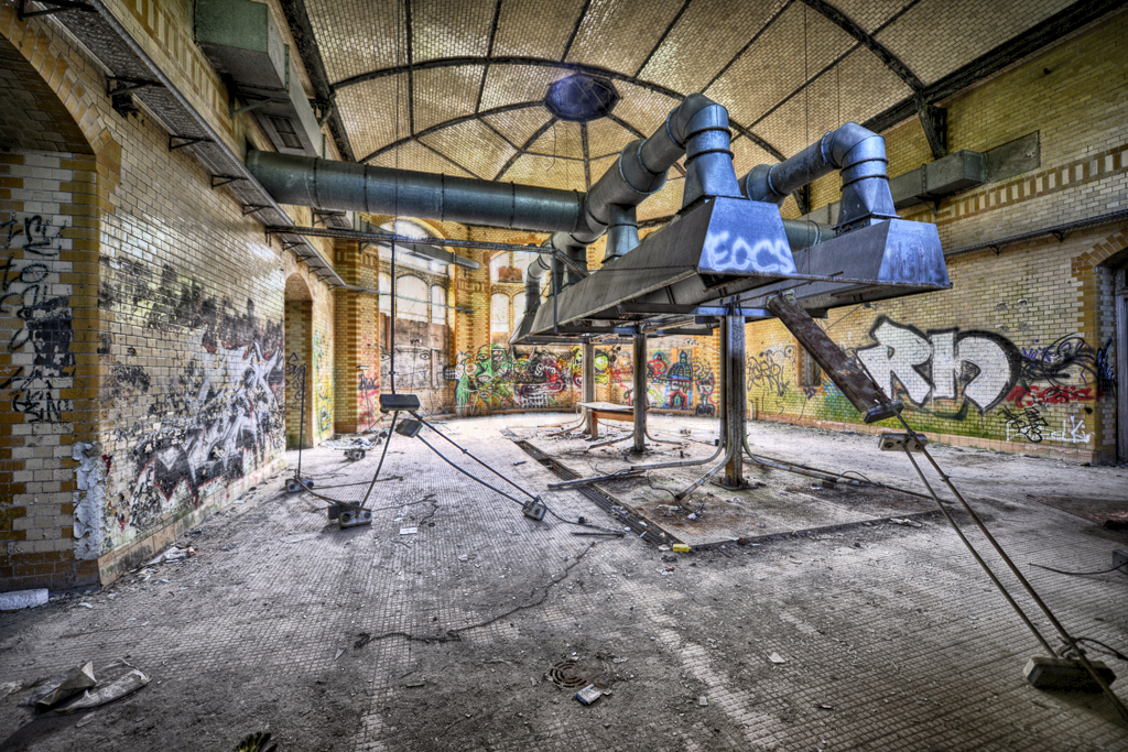 LOST PLACE - BEAUTY IN DECAY