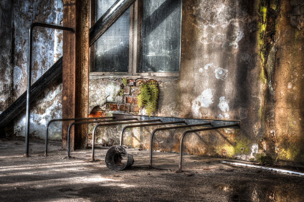 Lost Place Dresden