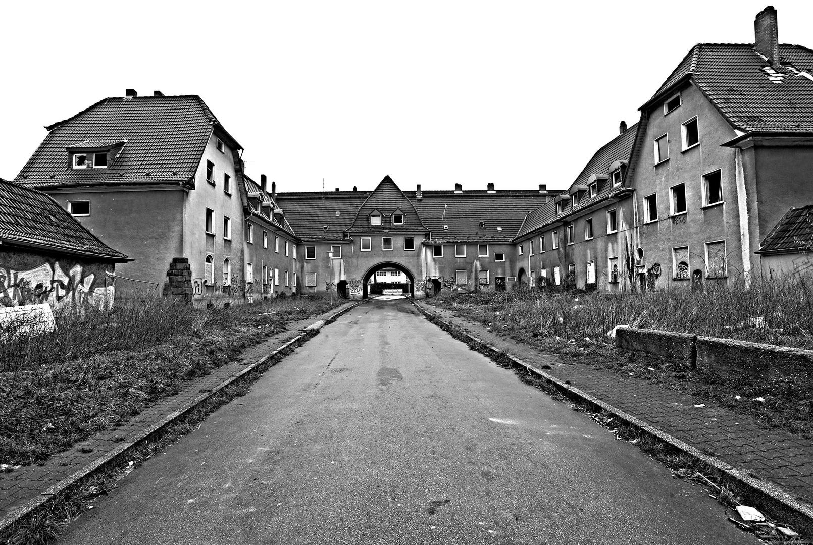 Lost Place im Ruhrgebiet