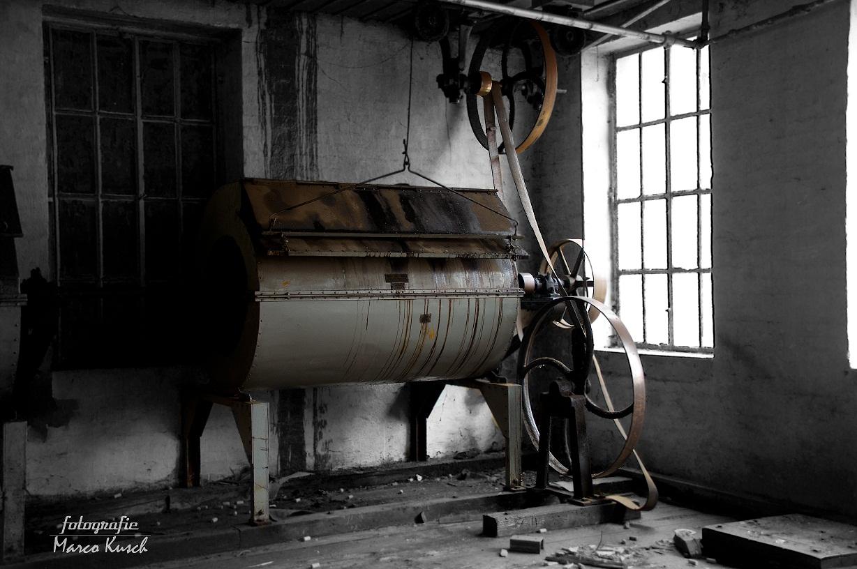 Lost Place Lederfabrik 4