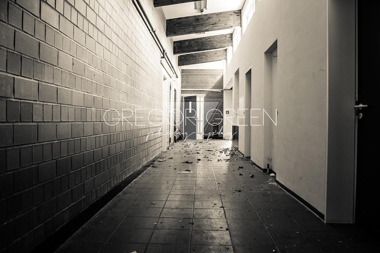 Lost Place - Verlassene Schule