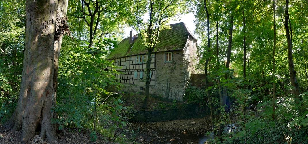 Lost Places - Alte Mühle