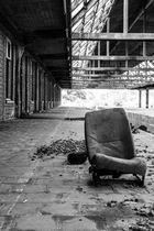 Lost Places - Bahnhof in Belgien