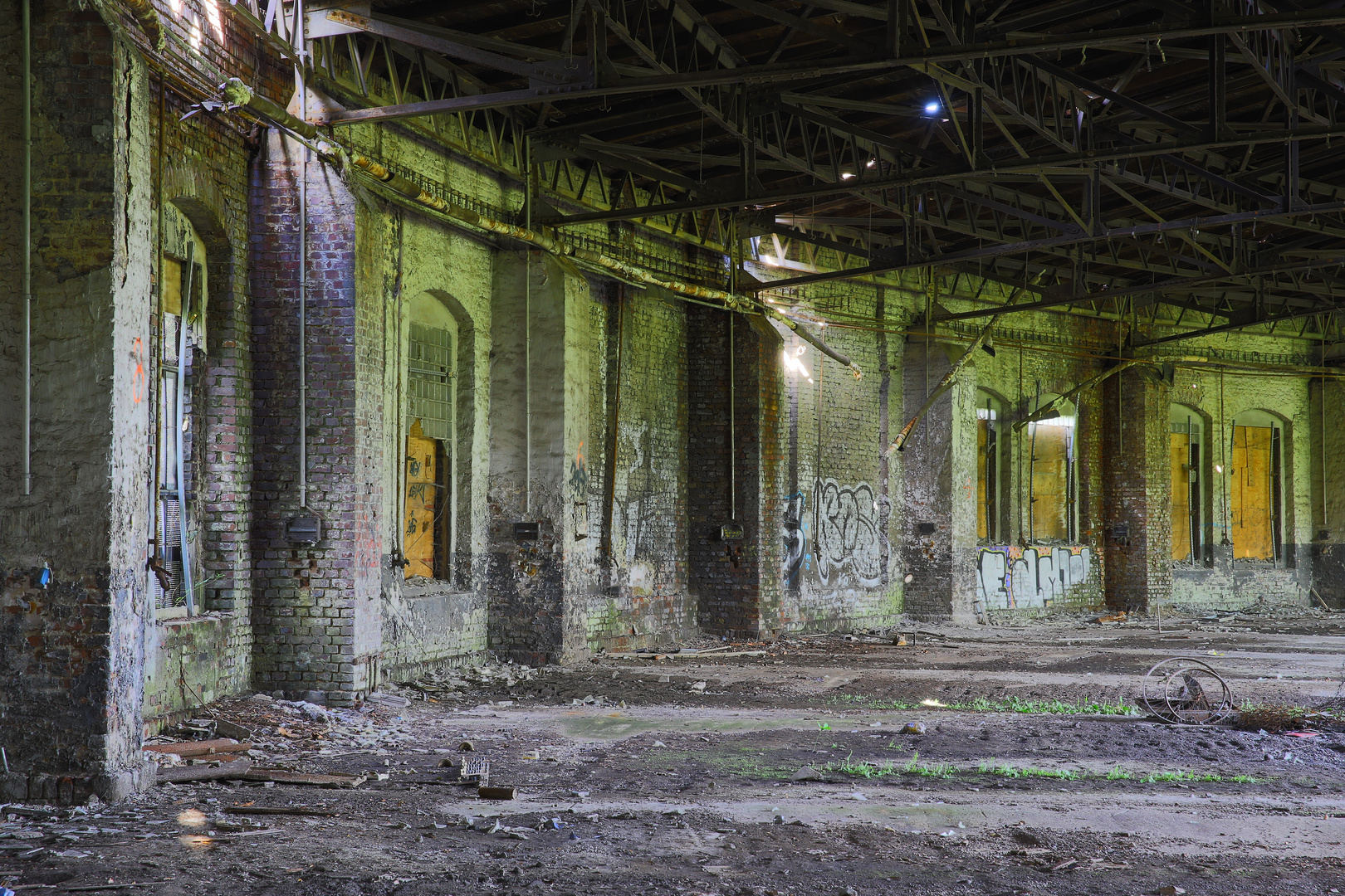 Lost Places III