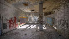 Lost Places Rechlin HDR