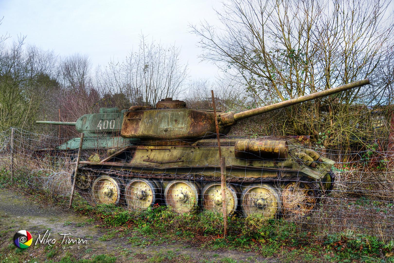 """""""Lost Tank"""""""
