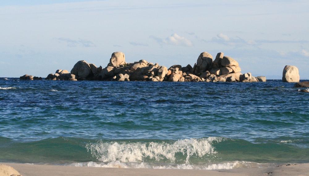 îlot de pierres