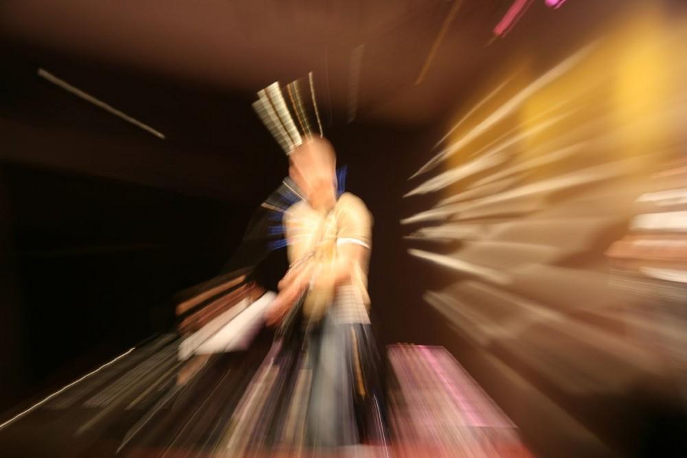Lothar Kosse in concert