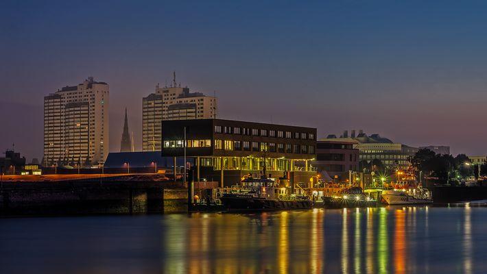 Lotsenhaus Bremerhaven