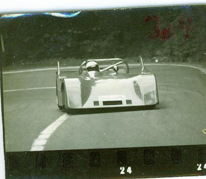 Lotus 23 mit aufgesetzter Brixner-Karosserie!