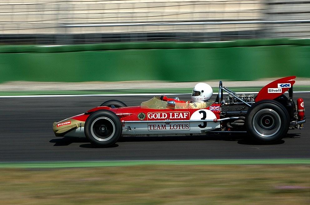 Lotus beim JCR in Hockenheim 2007