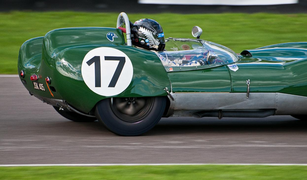 Lotus Climax 15 - Goodwood