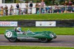 Lotus Climax on the Goodwood racetrack