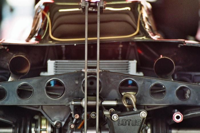 Lotus F1 Technik