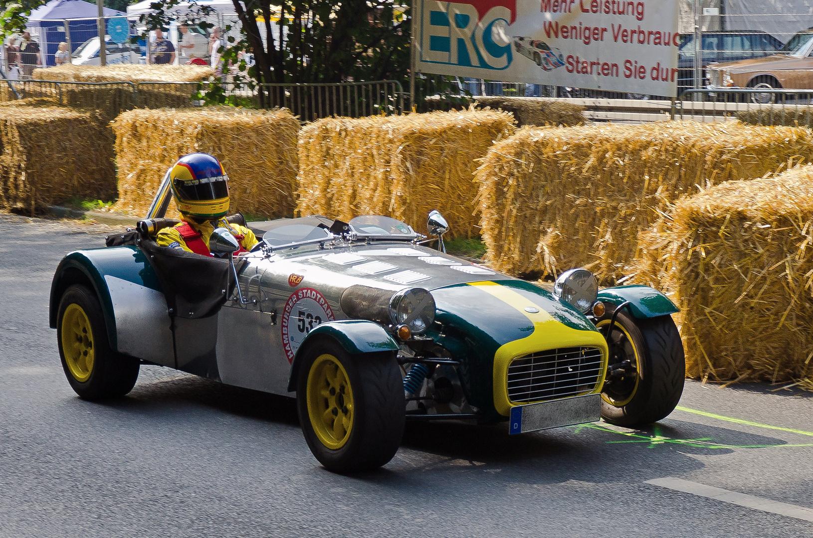 Lotus Super Seven S2 - Hamburger Stadtpark-Revival 2013