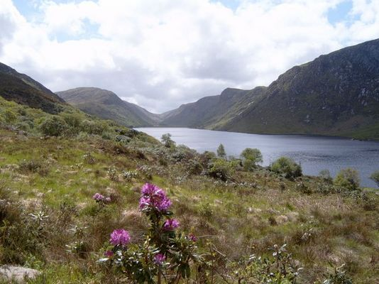 Lough Veagh, Glenveagh National Park, Co.Donegal (Irland)