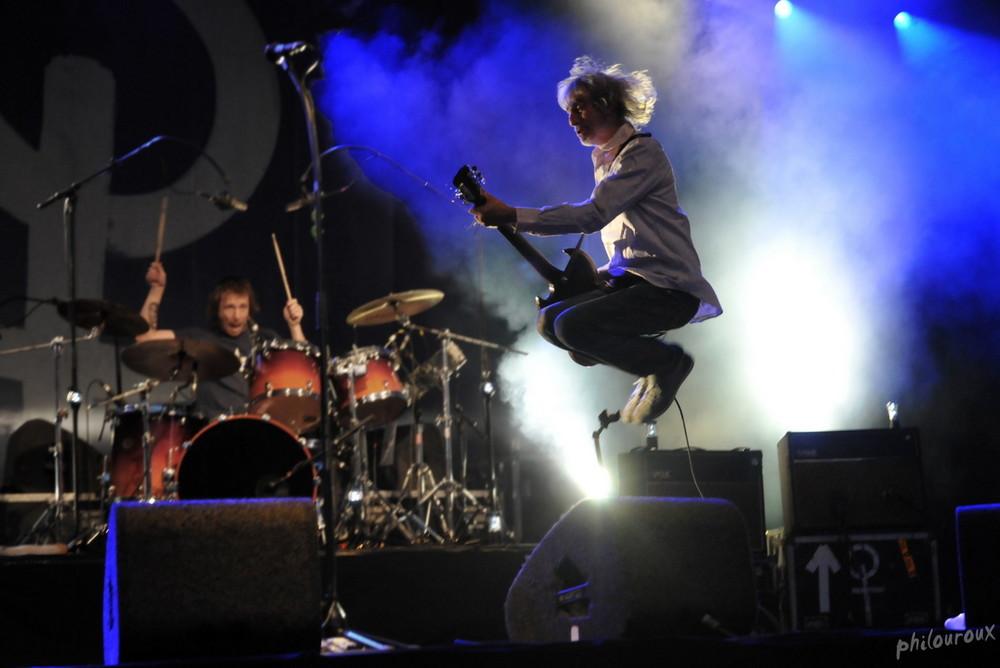 Louis Bertignac (Jump).