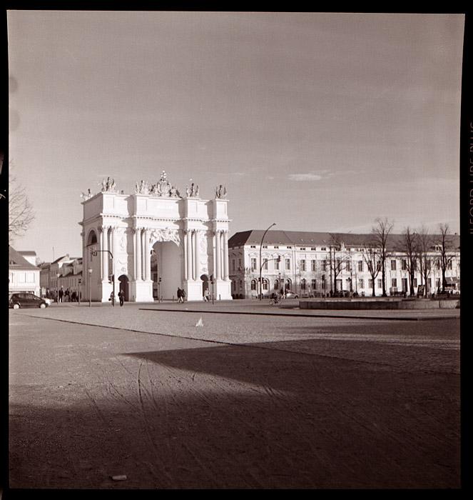 Louisenplatz - Brandenburger Tor