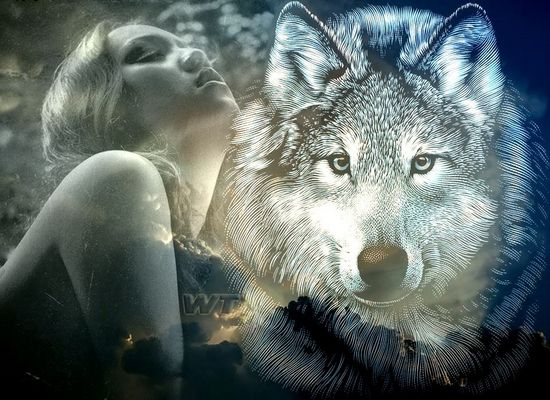 loup & femme