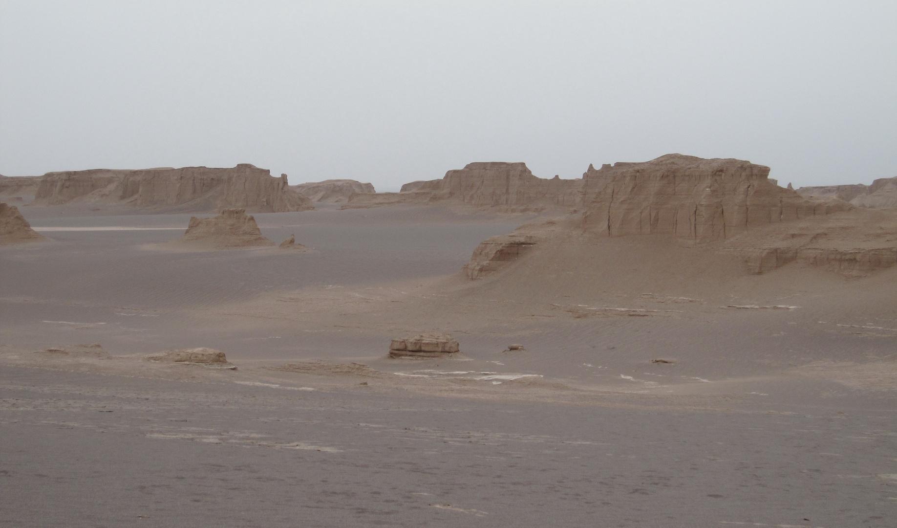 Lout Desert, Kerman, Iran