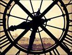 Louvre clock