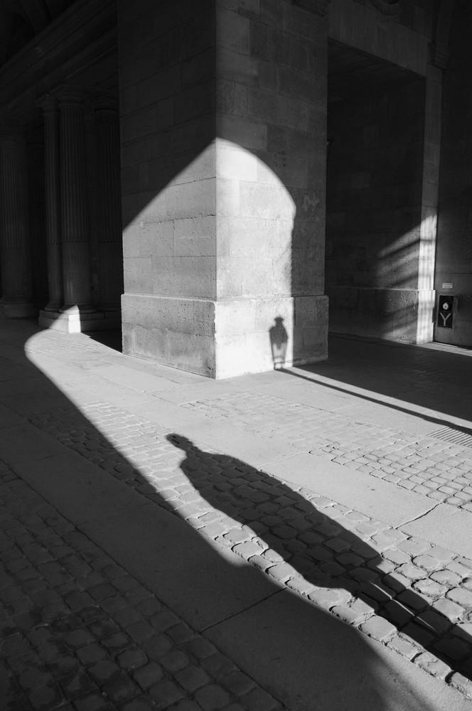 Louvre, février 2009