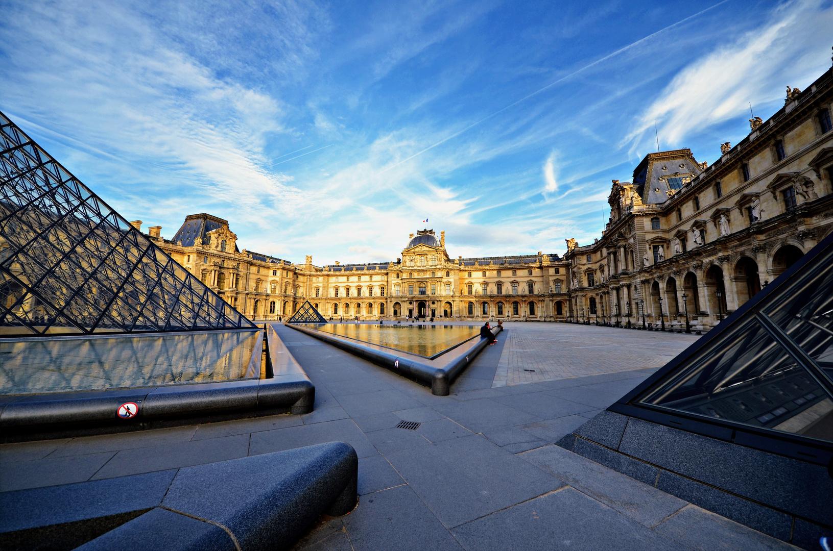 Louvre III