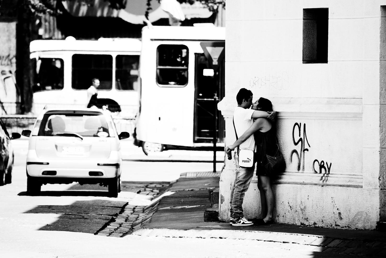 Love dans la foule