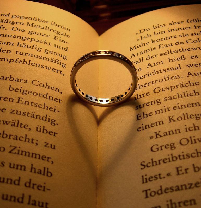 Love in book