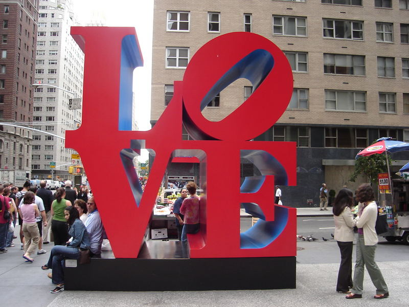 LOVE in NY