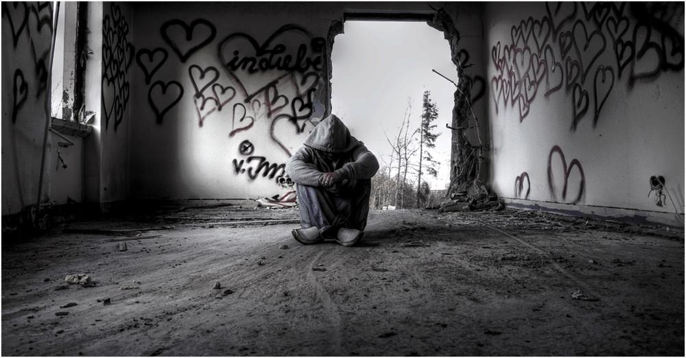Love is gone.....
