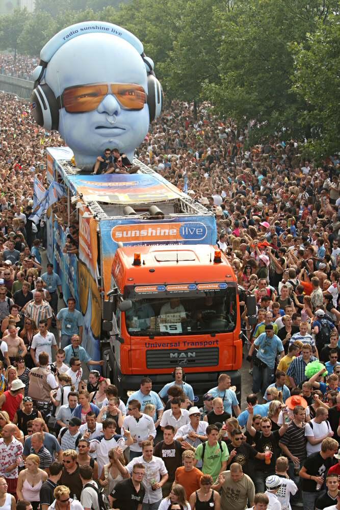 Love Parade 2007