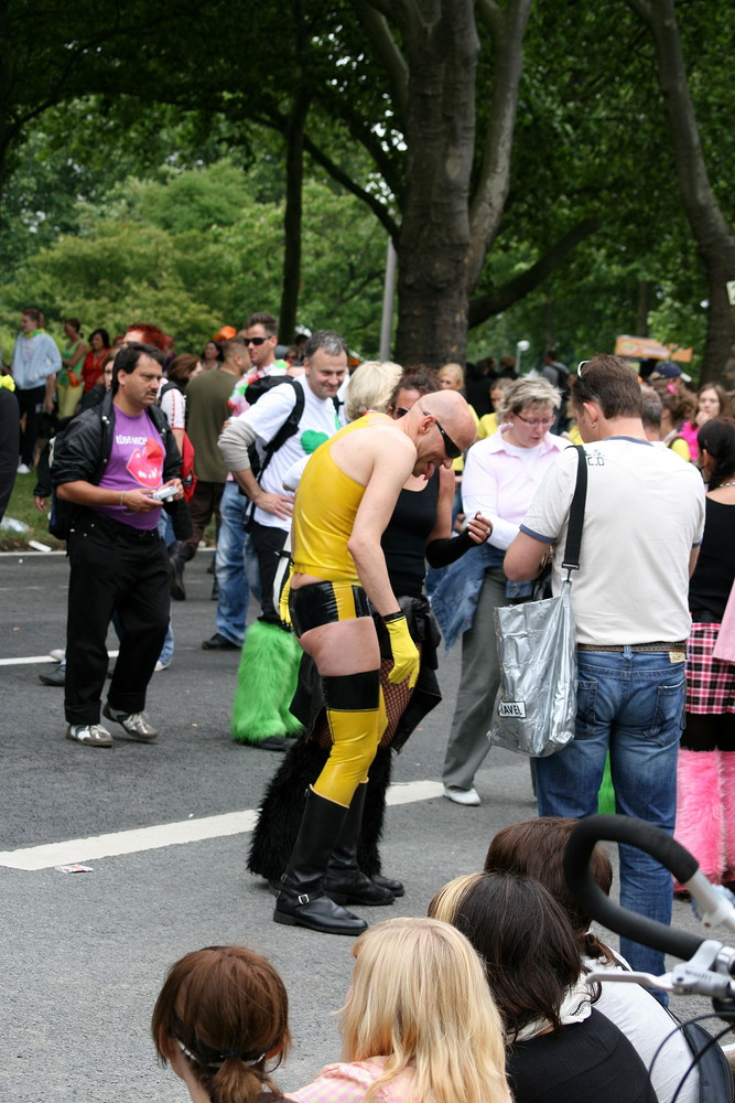 Love Parade in Dortmund 2