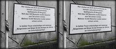Loveparade 2010 - Gedenken, Gedanken... (3D)