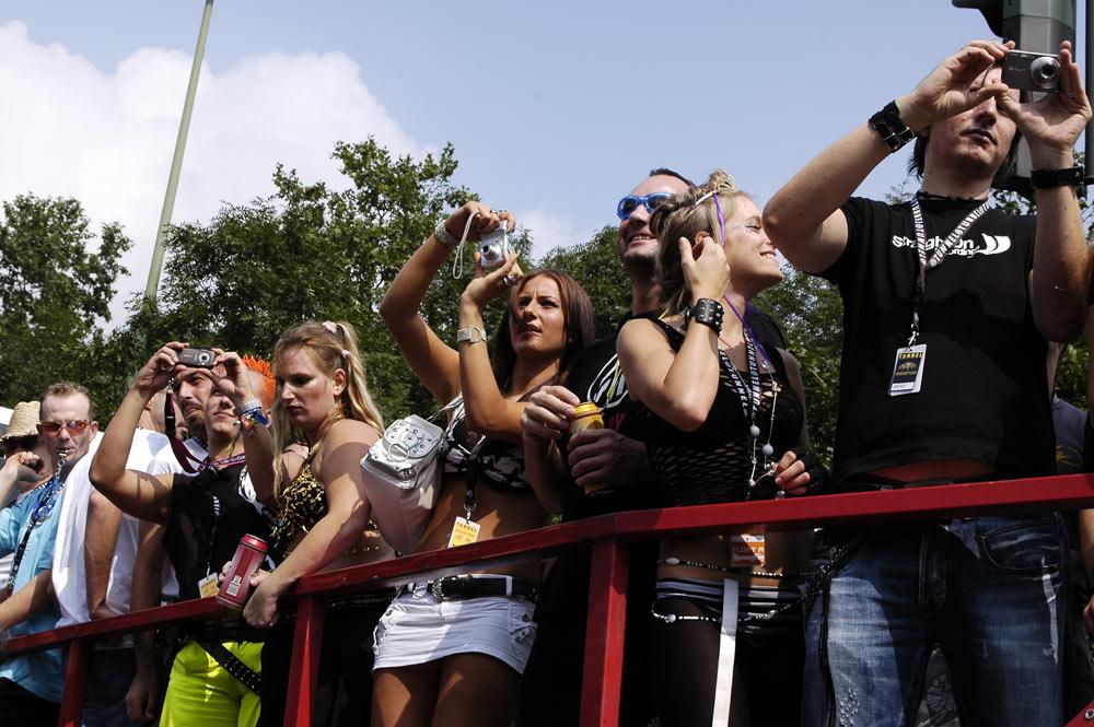 Loveparade am 25.8.07 in Essen