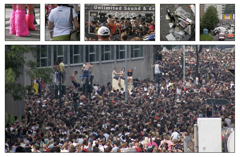Loveparade - Essen - 2007
