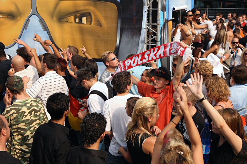 Loveparade in Essen