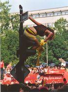 Loverparade 2007 - Flucht nach oben