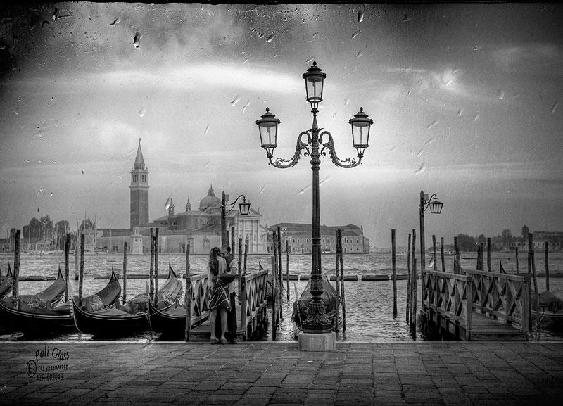 Lovers in Venice