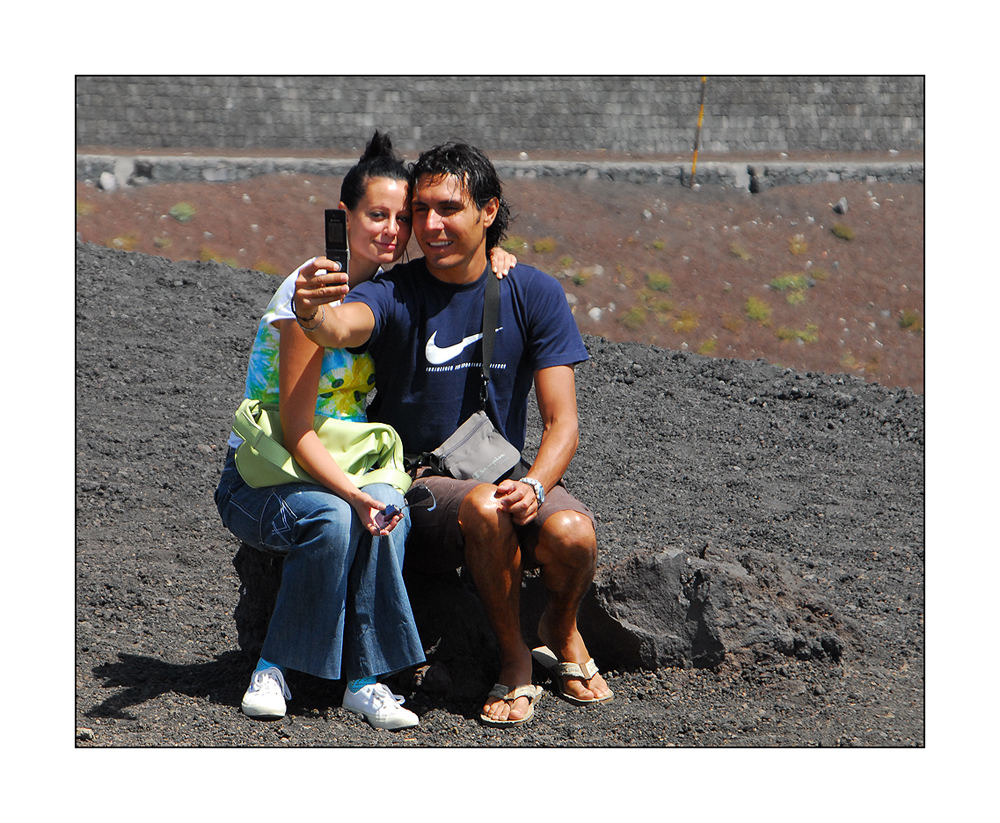 Lovers on the Volcano