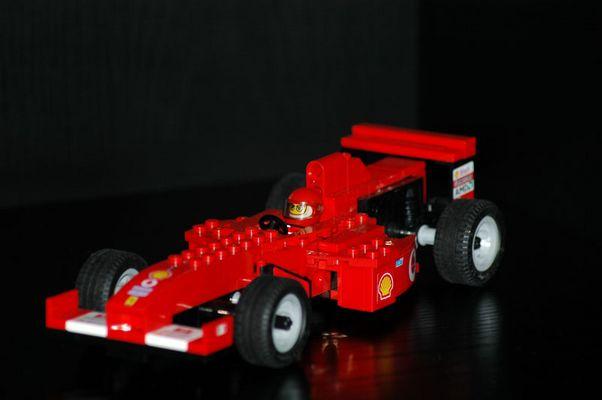 Low Budget Ferrari