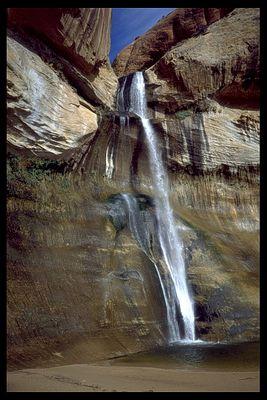 lower calf creek falls II